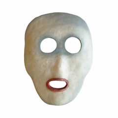 1_From-the-series-Masks-porcelain-and-stoneware-vh-30–37-cm-2002