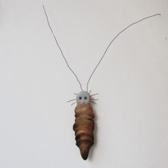 From-the-series-Beetles-porcelain-wire-vh-45-cm-2006