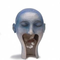 Josephine-Baker-stoneware-31-x-22-cm-1976