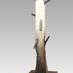 Sv.-Šebestián-porcelán-kov-50-cm-1990