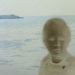 Chlapec-a-moře-koláž-60-x-40-cm-2002