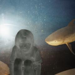 Martina-s-rybou-koláž-100-x-68-2004