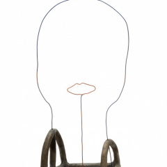 Z-cyklu-Siluety-porcelán-drát-17-x-44-cm-2004