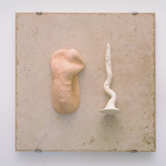 From-the-series-Looking-for-Shelter-terra-cotta-30-x-30-cm.-2001