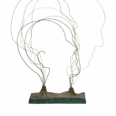 From-the-series-Silhouettes-III-porcelain-wire-29-x-50-cm-1999