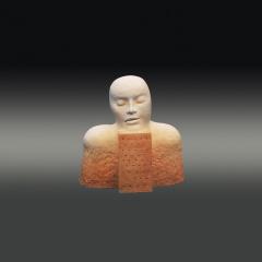 Meditation-stoneware-48-x-37-cm-1998