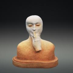 Silence-stoneware-50-x-46-cm-1997