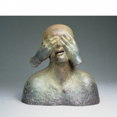 Who-Am-I-bronze-43-x-43-cm-1997